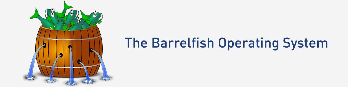 Barrelfish OS Logo